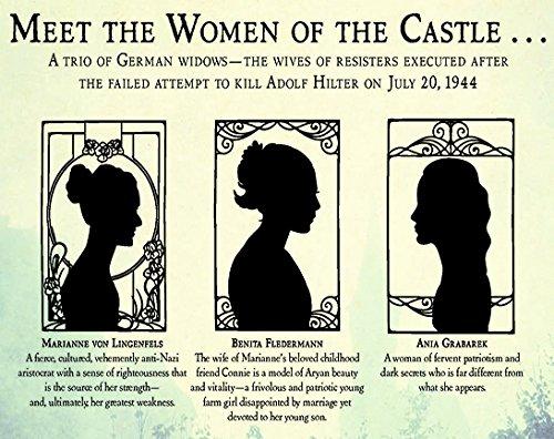 amazon com the women in the castle a novel 9780062563668