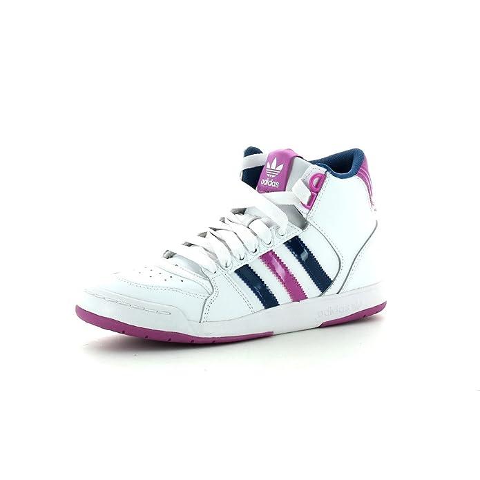Adidas Originals - Fashion / Mode - Midiru Court Mid Wn - Taille 38 - Blanc mBp6E40V