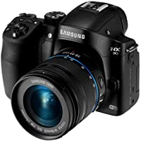 SASEVNX30ZZBGB - Samsung Smart NX30 20.3 Megapixel Mirrorless Camera (Body with Lens Kit) - 18 mm - 55 mm - Black