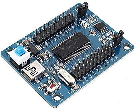 ZhaoXin Chen FX2LP CY7C68013AのUSBロジックアナライザコアモジュールボード