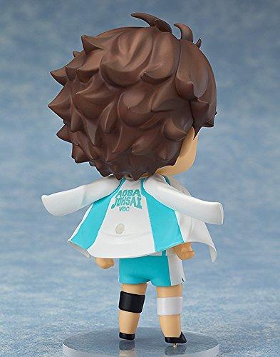 Good Smile Haikyuu Toru Oikawa Nendoroid Action Figure Diamond Comic Distributors AUG158302