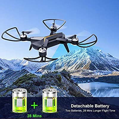 Drone with Camera, RC Quadcopter