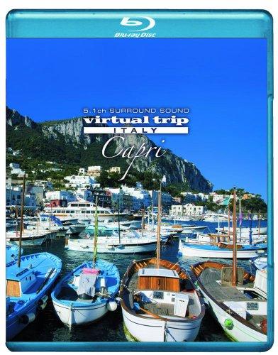Virtual trip ITALY カプリ島 CAPRI [Blu-ray]
