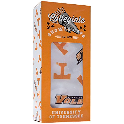 - Collegiate Shower Cap, University of Tennessee by Collegiate
