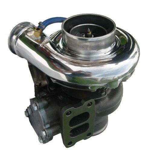 (Industrial Injection SBPS6480 Silver Phatshaft (94-02 Dodge 5.9L 2Nd Gen. 64 Turbo 400-800 Hp) )