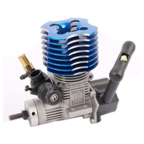 Hobbypower 02060 Bl Vx 18 Engine 2.74cc Pull Starter for HSP Rc 1/10 Nitro Car Buggy Eg630