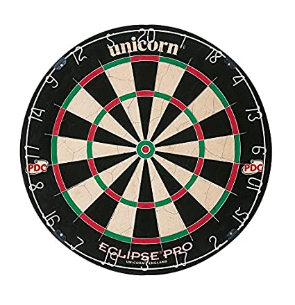 Amazoncom Unicorn Eclipse Pro Dart Board With Ultra Slim