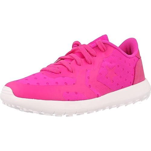 Converse Damen Laufschuhe, Farbe Pink, Marke, Modell Damen