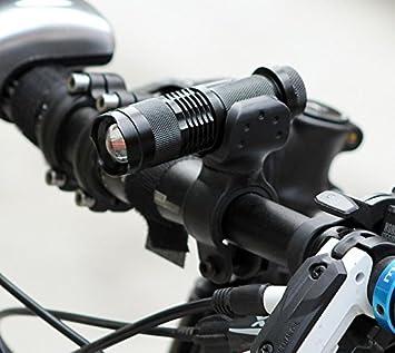 Theoutlettablet® Linterna Antorcha LED CREE Q5 Luz 800LM para Bici ...