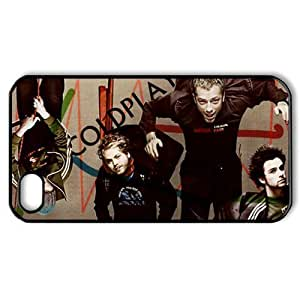 lintao diy Gators Florida USA Popular Britpop Alternative Rock Band Coldplay iPhone 4,4S Hard Plastic Phone Case