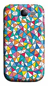 geometric Polycarbonate Hard Case Cover for Samsung Galaxy S3/Samsung Galaxy I9300 3D