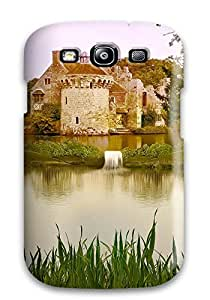 New Style WendySD Hard Case Cover For Galaxy S3- Fantastic Land
