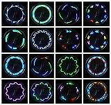 AIKELIDA Bike Wheel Lights - Bicycle Wheel Lights
