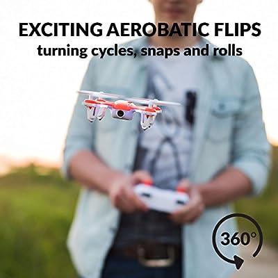 Skeye Mini Drone con cámara: Amazon.es: Electrónica
