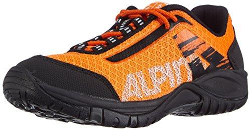 Alpina 680318 – zapatillas de trekking y senderismo de material sintético Unisex adulto