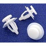 10x Citroen Saxo Xsara Berlingo Xantia - Remaches Plásticos - Clips Para Panel Puerta Pack Molduras