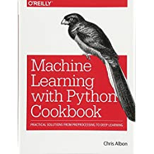 python machine learning cookbook pdf