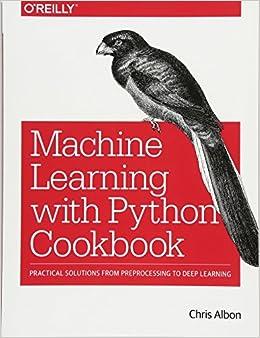 Descargar Utorrent Español Machine Learning With Python Cookbook Epub Gratis