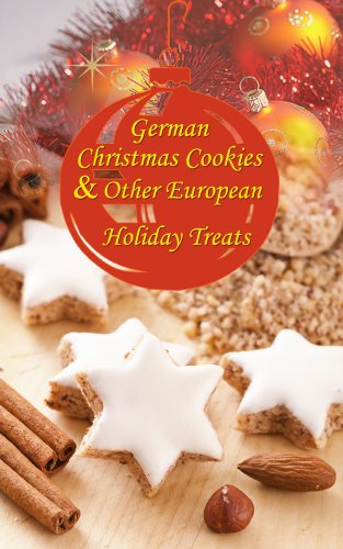 Speculoos, Stollen, Marzipan Confections... German Christmas Cookies & Other European Holiday Treats by Nicole Spohn