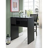 Calahan Standing Desk/Table, Cappuccino