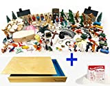 Sand Tray Play Therapy Premium Starter Kit Full Package with Sand Tray & Sand by PlayTherapySupply
