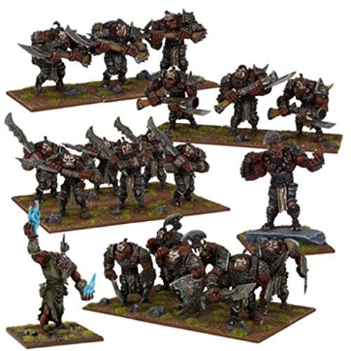 Kings of War: Ogres Army by Mantic Entertainment Ltd. (Image #1)
