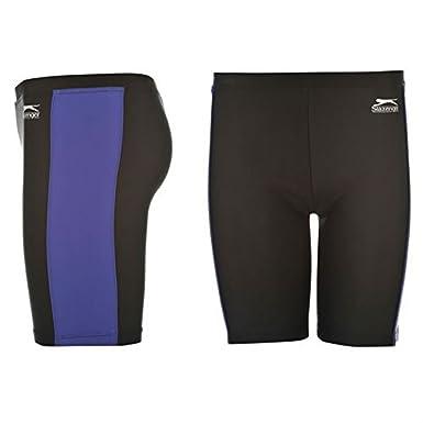 809de528d9f28 Slazenger Kids Swimming Jammers Junior Boys Long Shorts Elasticated Waist   Amazon.co.uk  Clothing
