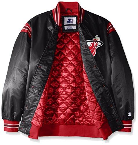 566ea32b1e3 Jual STARTER NBA Men s The Enforcer Retro Satin Jacket - Jackets ...