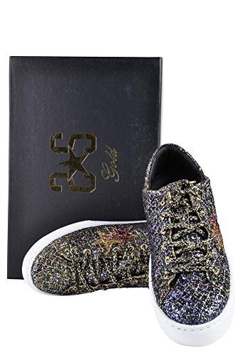 2star Gold Shoes Femme Argent Mocassin Perles 38