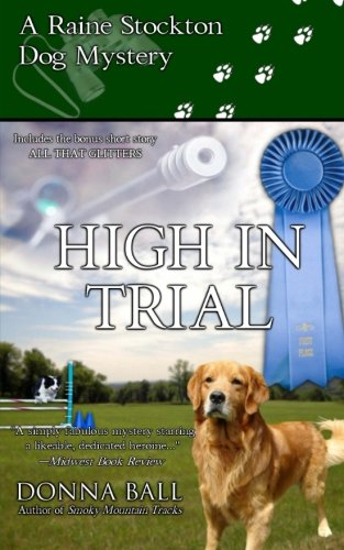 book cover of High In Trial