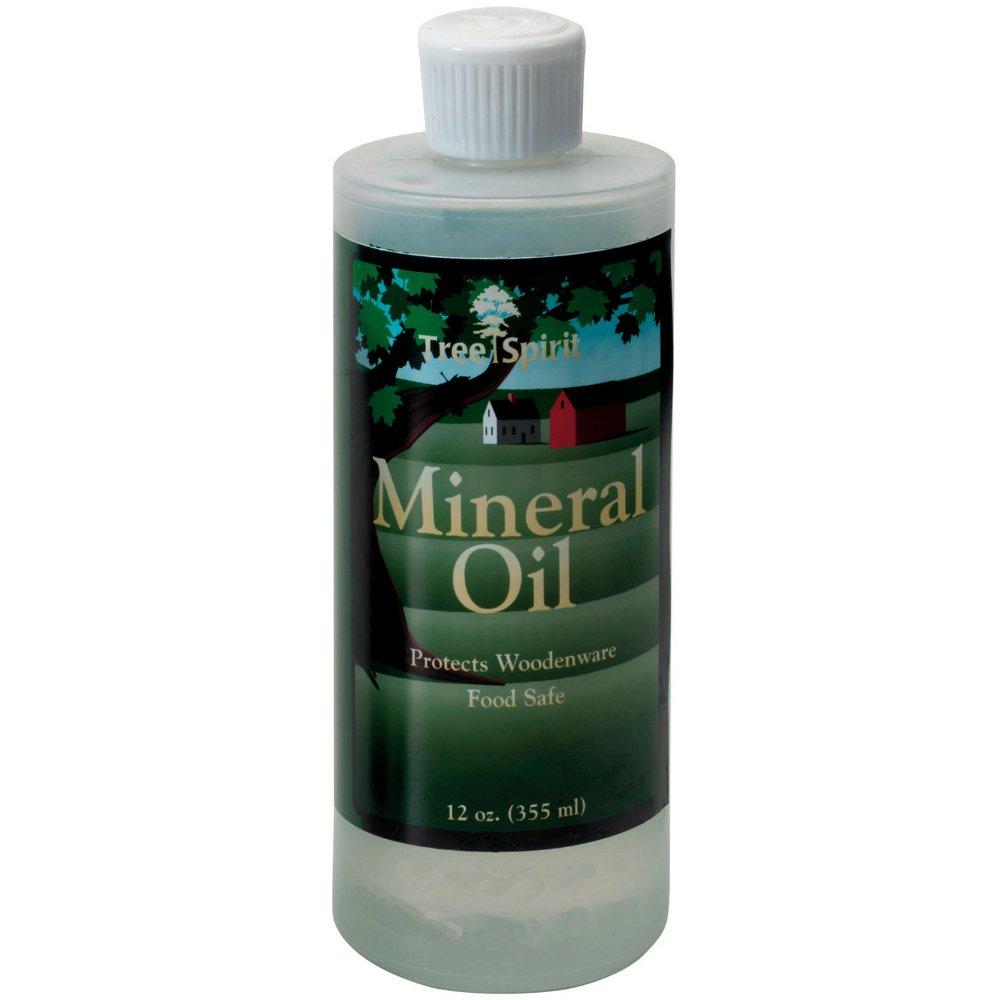 Lamson TreeSpirit Mineral Oil, 12 fl. oz.