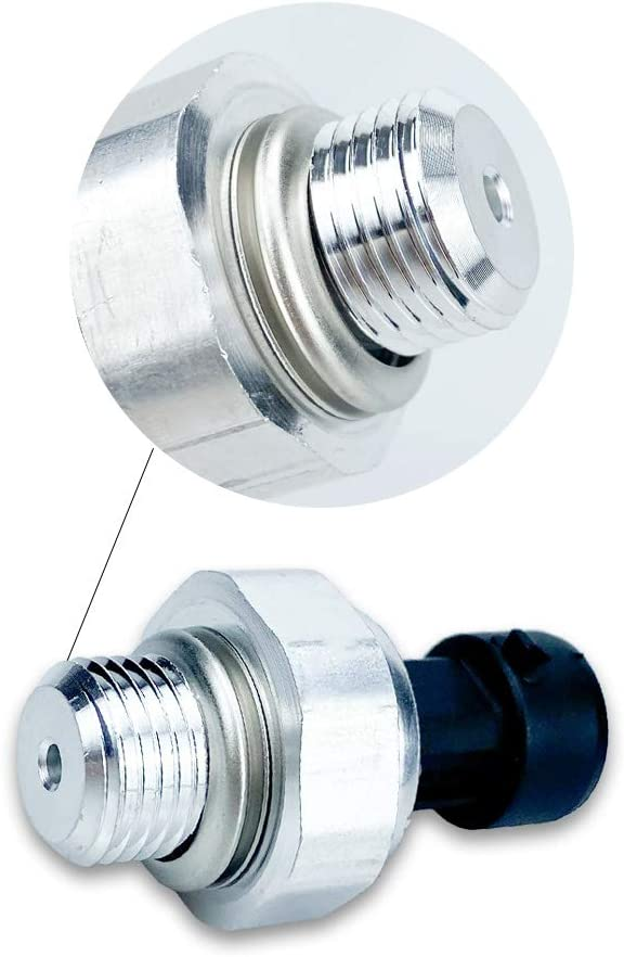 RLP Oil Pressure Sensor Switch 12616646 GM Equipment Replaces Compatible with Chevy Silverado Cadillac GMC Pontiac Buick Rainier