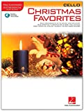 Hal Leonard Christmas Favorites for Cello Book/Online Audio Instrumental Play-Along
