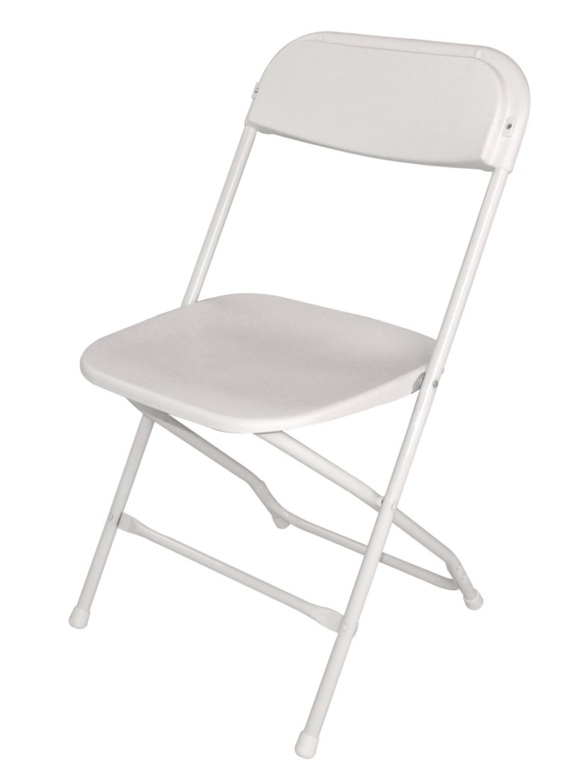 Bolero GD386 Folding Chair, Black (Pack of 10) Nisbets