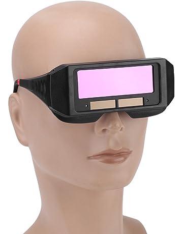 Gafas de soldar, solares de oscurecimiento automático, gafas de soldar, gafas de soldar