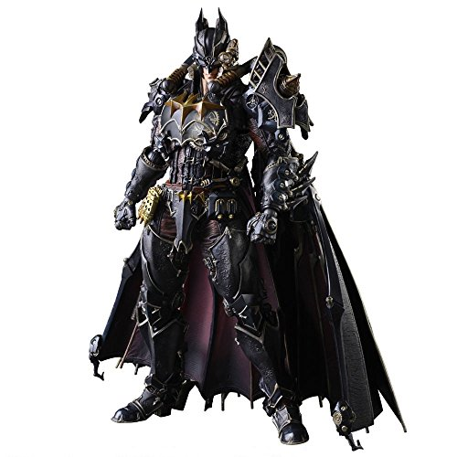 Square Enix DC Comics Timeless Batman Steampunk Variant Play Arts Kai Action Figure -