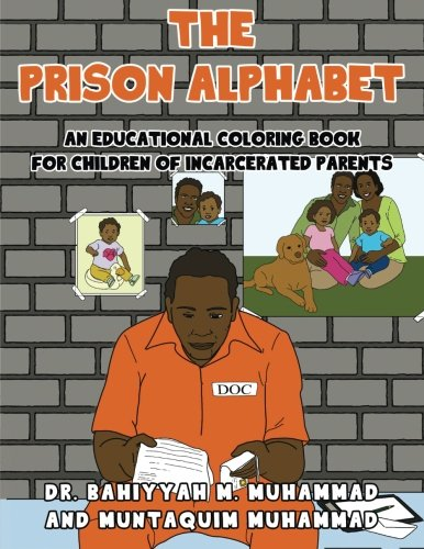 The Prison Alphabet: An Educational Coloring Book for Children of ...