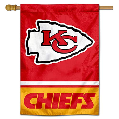 Wincraft KC Chiefs Two Sided House ()