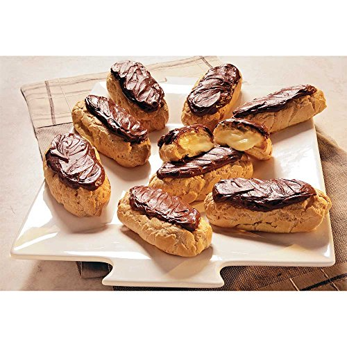 Chocolate Eclairs by O & H Danish ()