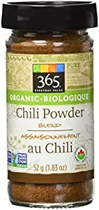 365 Everyday Value Organic Chili Powder Blend
