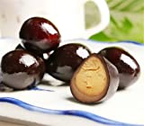 Qyz@ Chinese Characteristics Snacks Sauce Halogen Spiced Flavor Quail Egg(250g)