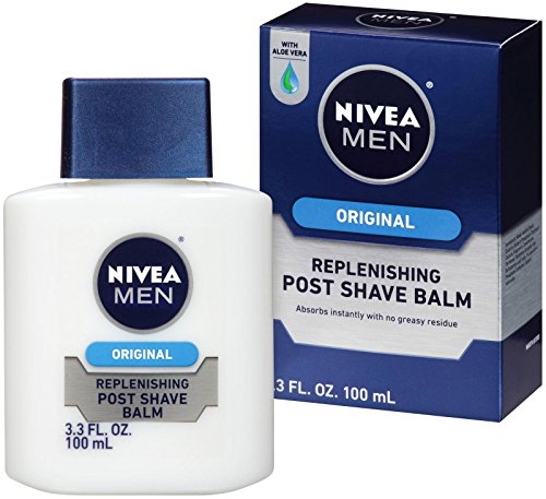 Post Shave Face Balm (Nivea For Men Post Shave Balm - 3.3 oz)