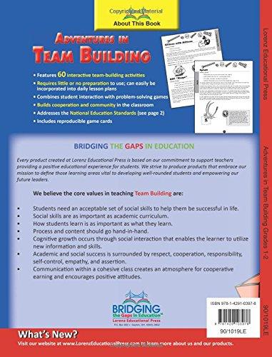 Buy Adventures in Team Building - Grades 1-2: Problem