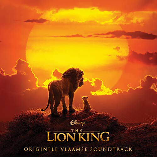 The Lion King (Originele Vlaamse Soundtrack)