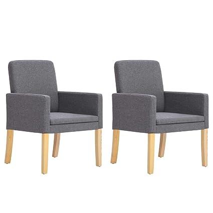 vidaXL - 2 sillones Modernos, sillón de Relax, sillón ...
