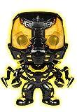 Funko POP Movies: Ant-Man Glow in The Dark Yellow Jacket Action Figure (Amazon Exclusive)