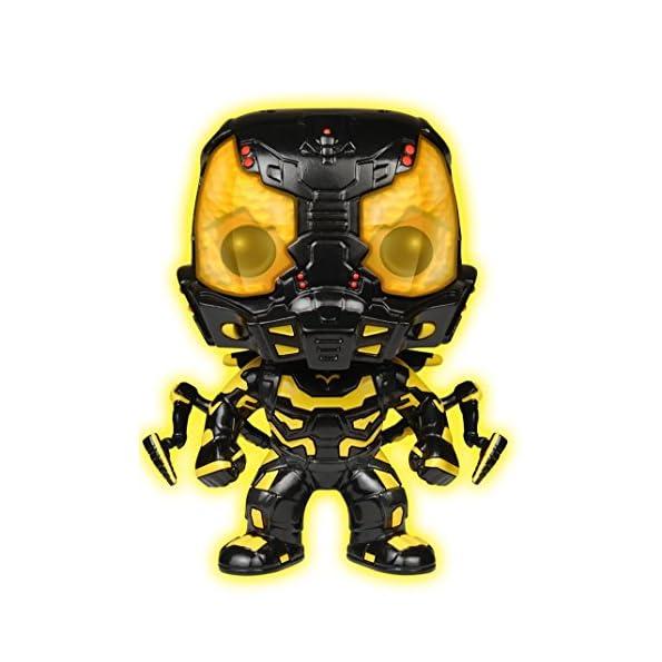 Funko POP: Ant-Man Glow in The Dark Yellow Jacket