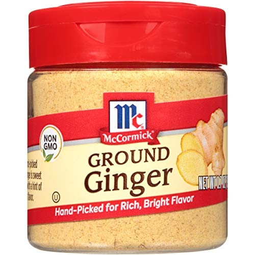 McCormick Ground Ginger, 0.7 oz (Mccormick Ground Ginger)
