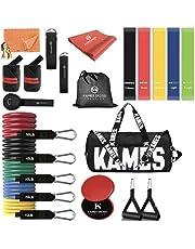 Kames Skoss Prestige Set met weerstandsbanden, 23 stuks.