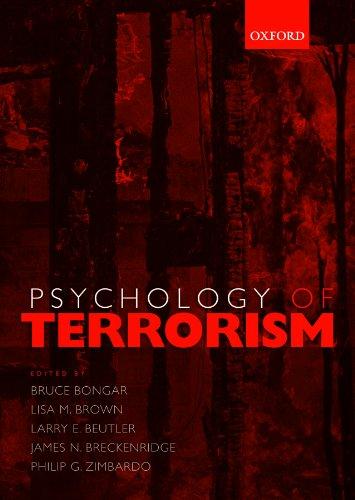 essays on psychology of terrorism